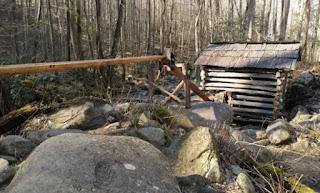Noah Bud Ogle Cabin and Nature Trail Temporary Closure