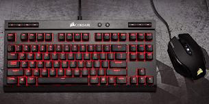 Review Corsair K63 Keyboard