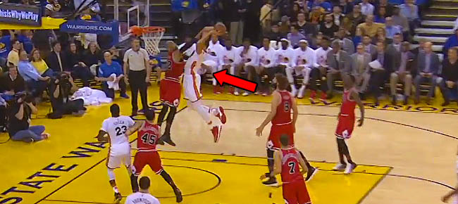 NBA Top 10 Plays of the Night: 02.08.17 (VIDEO)