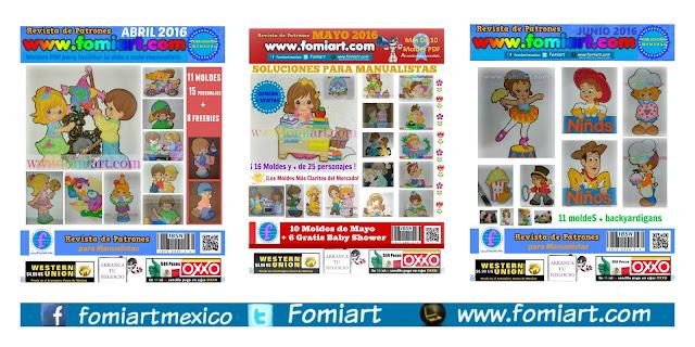 revista de manualidades crafting video