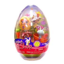 Littlest Pet Shop Seasonal Rabbit (#239) Pet