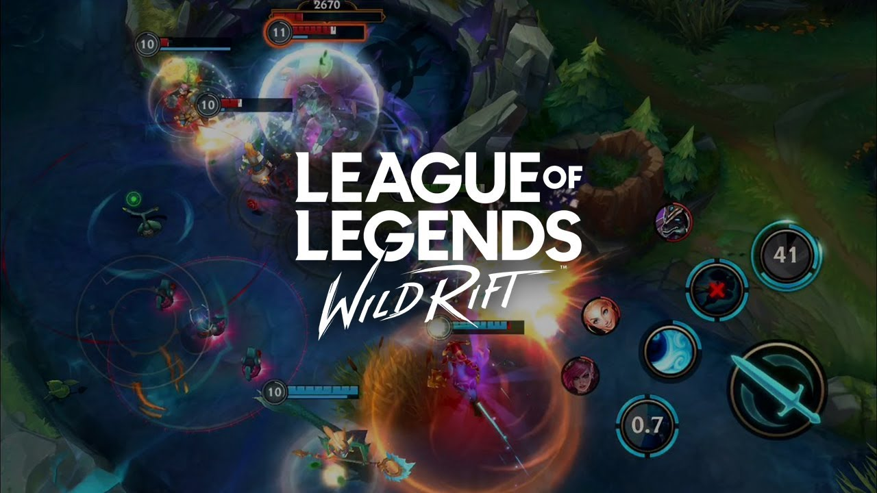 5 Mistakes for Beginners When Playing League of Legends Wild Rift