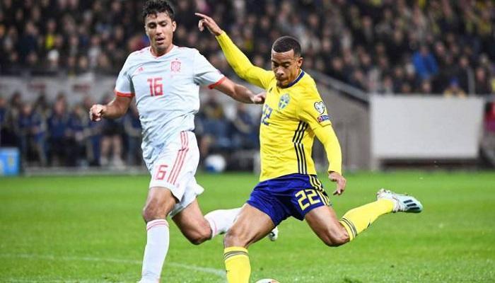 موعد مباراة اسبانيا والسويد في تصفيات كأس العالم