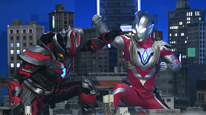 Ultraman Trigger Episode 2 Subtitle Indonesia