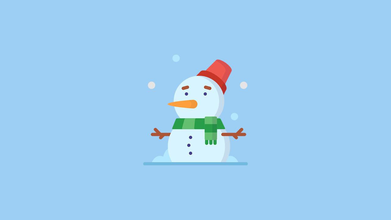 Cara Membuat Efek Salju Keren di Blog
