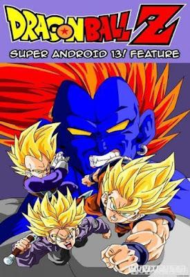 7 Viên Ngọc Rồng: Người Máy Số 13 (1992)