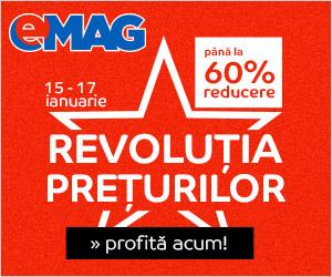 EMAG Revolutia Preturilor 15-18 ianuarie 2019