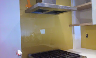 Glass Backsplash for Kitchen NYC