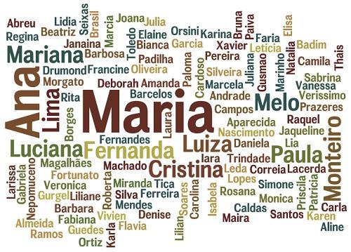 Nomes Italianos para Meninas