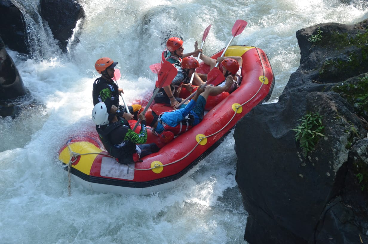 Harga Paket Arung Jeram Ac Rafting Pemalang