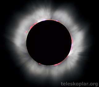 güneş tutulması nedir?