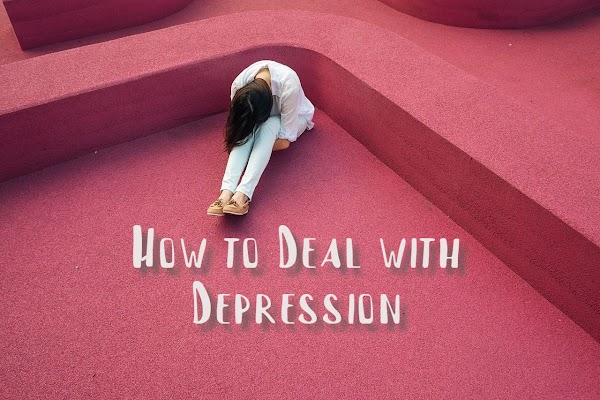 How to Deal with Depression: 3 Natural Ways to Beat Depression