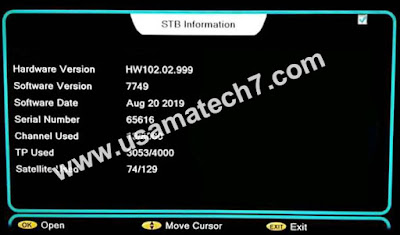 Ali3510C New Software HW102.02.999