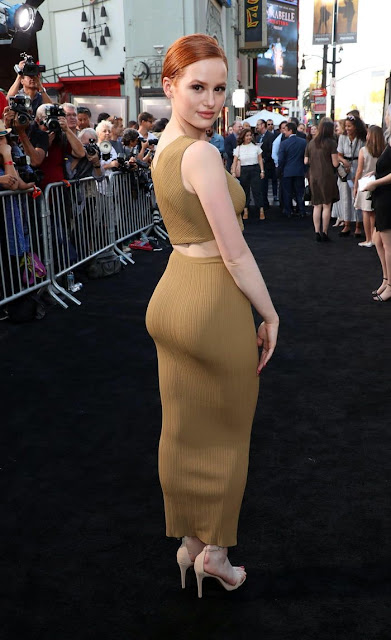 Madelaine Petsch- american actress ass