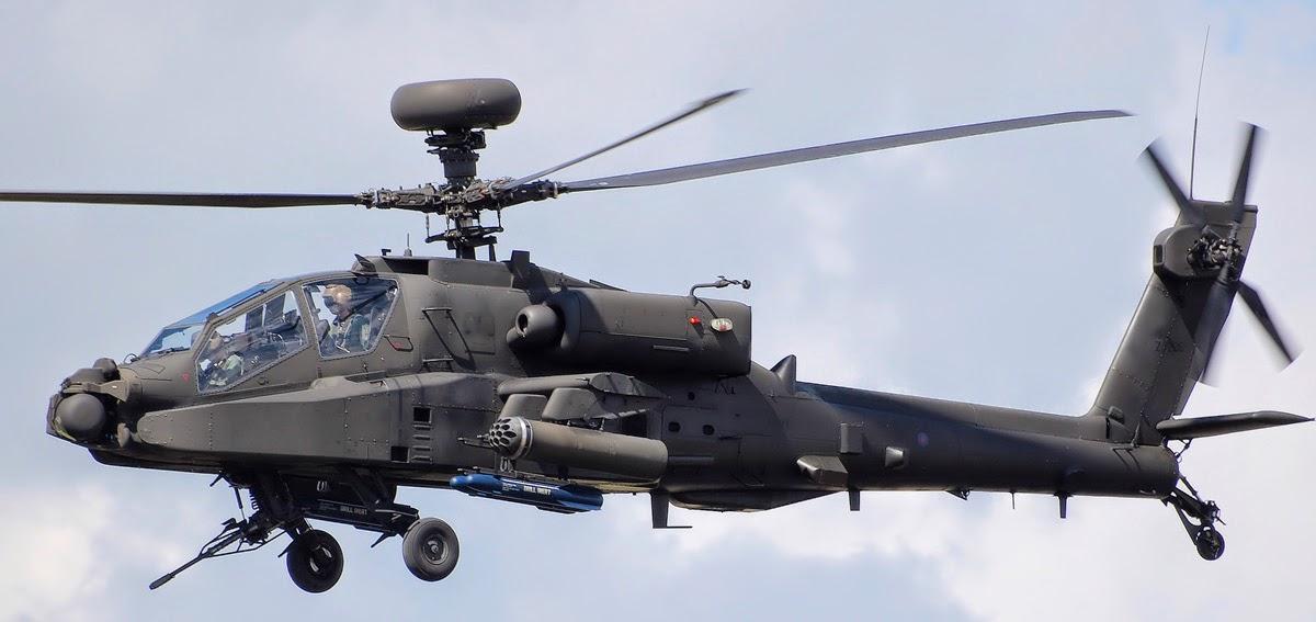 helikopter-helikopter militer tercepat