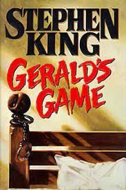 Gerald's Game - Books Horror - Stephen King
