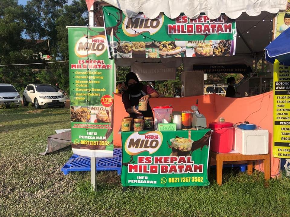 Ingin Es Kepal Milo Batam Untuk Buka Puasa, Silahkan Datang Ke Batam Wonderfood Ramadhan