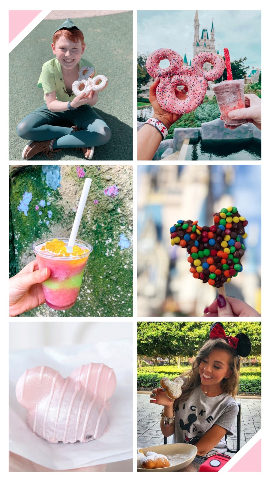 I asked some of my favourite Disney bloggers to share their must try Walt Disney World snacks!
