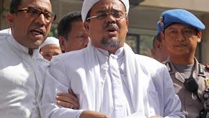 Kondisi Terkini Habib Rizieq Shihab, Tangis Haru Karena Tak Dapat Penangguhan