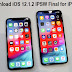 Download iOS 12.1.2 IPSW Final Offline on iPhone via Official Links