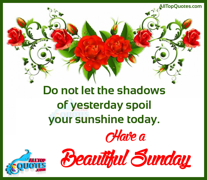 Beautiful Happy Sunday Good Morning Quotes Wishes Here Is A Best