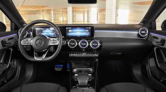 Novo Mercedes Classe A Sedan 2019