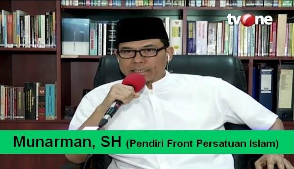 Uang di Rekening FPI Dicurigai Hasil Pidana, Munarman: Itu Semua dari Umat