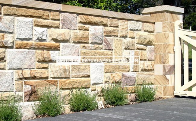 batu alam palimanan