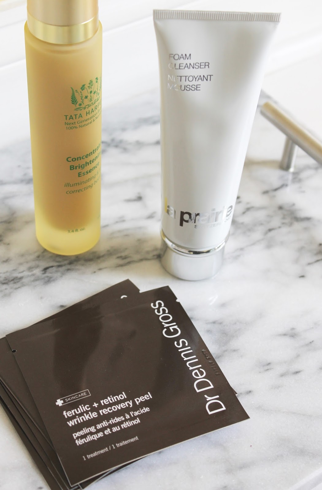 SKINCARE ADDITIONS FOR SPRING/SUMMER