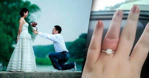 Maneras ingeniosas hay para saber la talla de su anillo