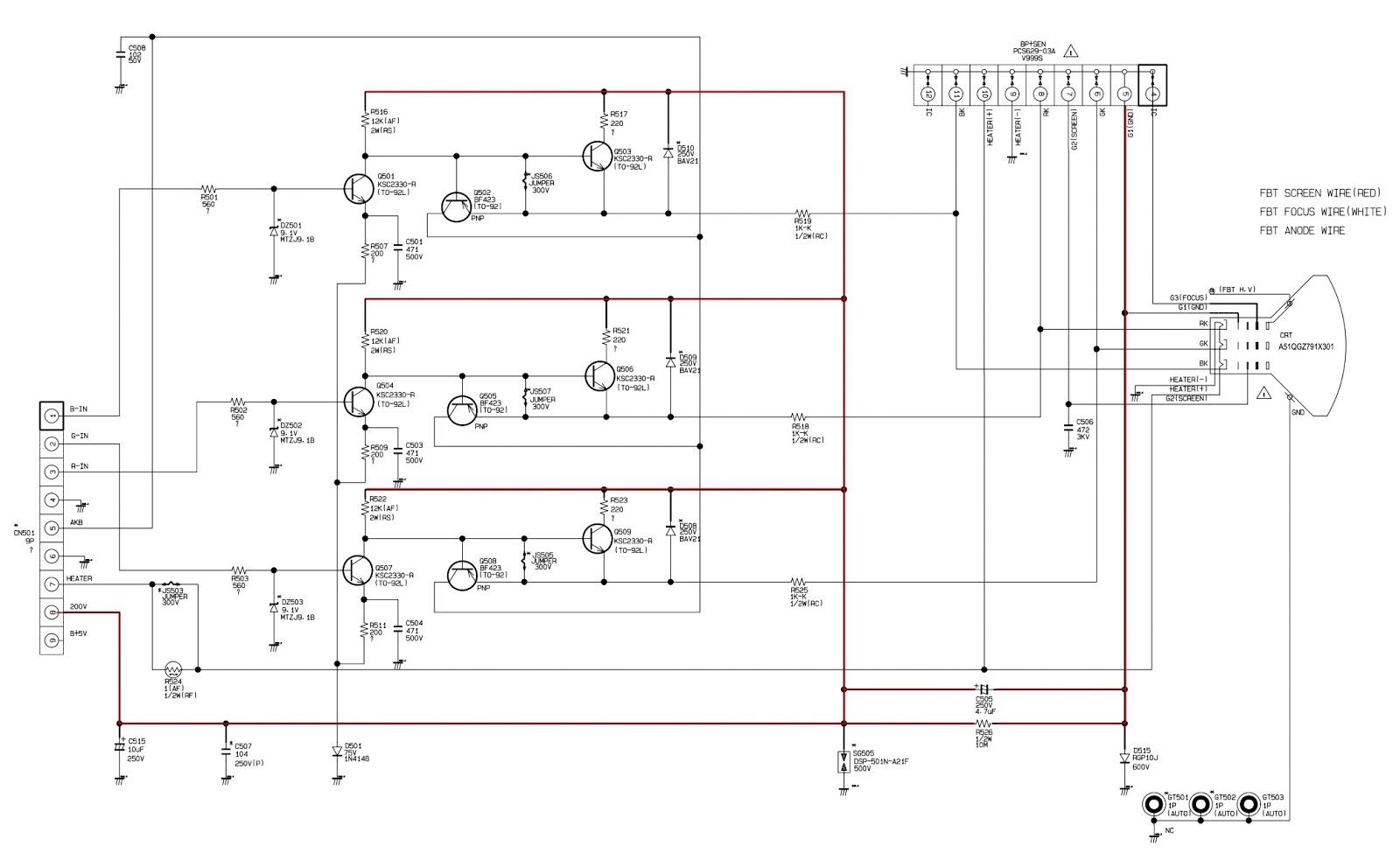 akira lct30kxstp lcd tv power supply circuit diagram schematic rh 207 246 81 240