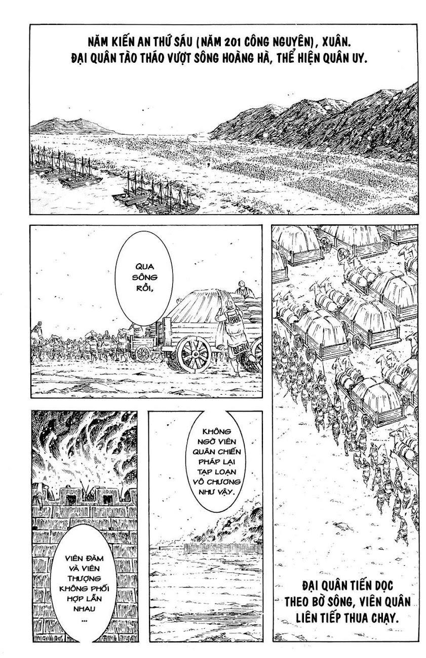 Hỏa phụng liêu nguyên Chương 356: Nhất khâu chi hạc [Remake] trang 3