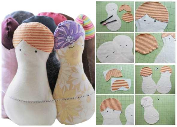 dolls, peluches, muñecos de tela, manualidades