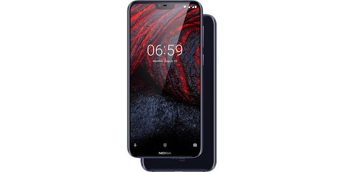 Nokia 6.1 Plus officially announced, as rebranded Nokia X6