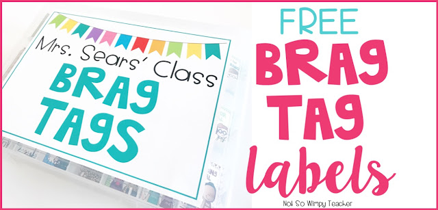Tips to help you organize and store your brag tags