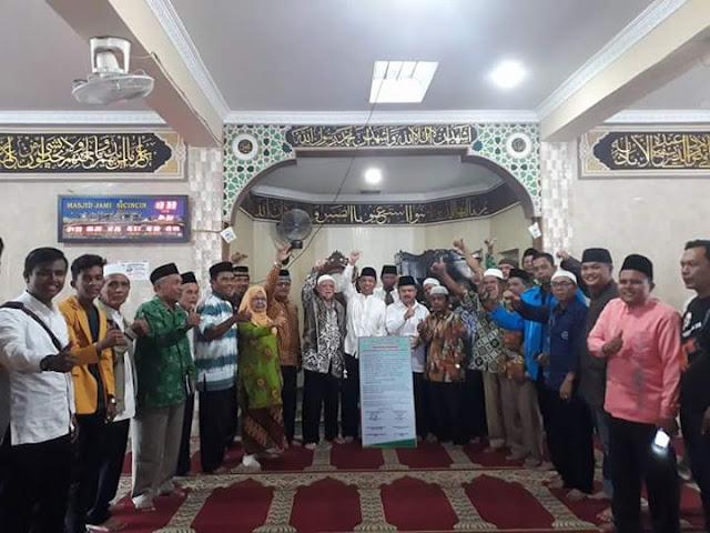 Ormas Islam Terbesar Padangpariaman Deklarasi Dukung Pembangunan Tarok City