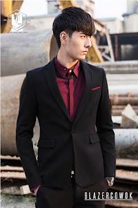 blazer cowok blazercowok.com jaket korean jas pria bk03 b