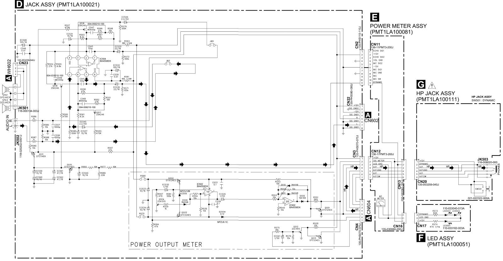 Pioneer Amplifier Schematic Diagram – HD Wallpapers