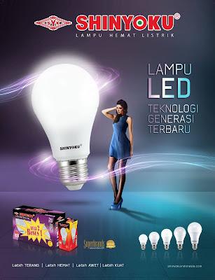 Rekomendasi Merk Lampu LED Terbaik dan paling Terang