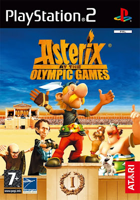 Asterix: At The Olympic Games (Ps2) 2007