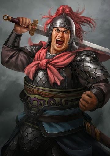 ซุนเซียง (ซุนอี้, Sun Yi, 孫翊) จากเกมสามก๊ก12