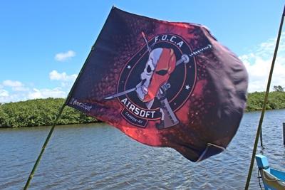 Operação Pérola Negra - Airsoft é com a equipe F.O.C.A do Farol