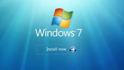 تحميل ويندوز 7 على فلاشة
