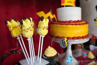 Dicas Festa com tema Pokemon