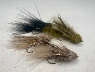 Tuesday Tie, Tying the Muddler Minnow, Muddler Minnow, Marabou Muddler, Tying the Marabou Muddler, Fly Tying, Pat Kellner, Texas Freshwater Fly Fishing, TFFF, Fly Fishing Texas, Texas Fly Fishing, Tuesday Tie