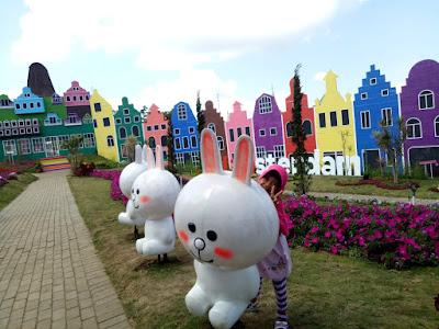 Rekomendasi Taman Bunga untuk Wisata di Semarang