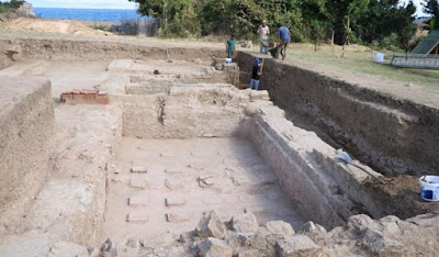 Βρέθηκε τάφος γυναίκας γιατρού στο Πάριον της Μυσίας, ηλικίας 1.900 χρόνων
