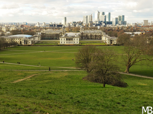 Greenwich Park londra