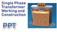 Single phase Transformer PPT