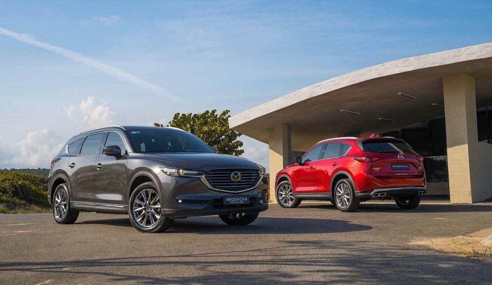 Xe Kia, Mazda và Peugeot đồng loạt giảm giá